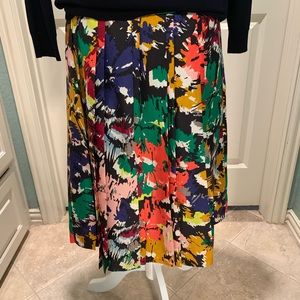 J. Crew silk skirt - size 8